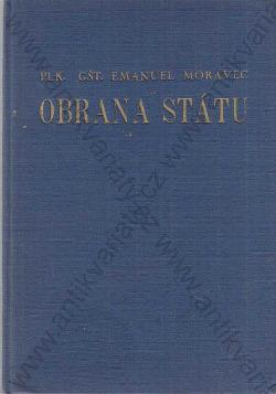 Obrana státu obálka knihy