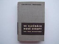 Ve službách nové Evropy obálka knihy