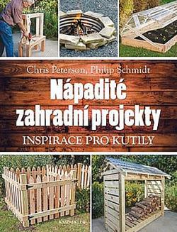 Nápadité zahradní projekty obálka knihy