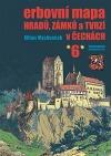 Erbovní mapa hradů, zámků a tvrzí v Čechách 6