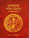 Lexikón erbov šľachty na Slovensku I : Trenčianska stolica