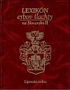 Lexikón erbov šľachty na Slovensku II : Liptovská stolica