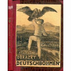 Obrázky z Deutschböhmen obálka knihy