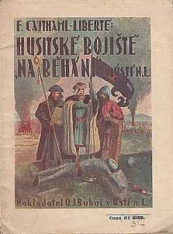 Husitské bojiště na Běháni u Ústí nad Labem obálka knihy