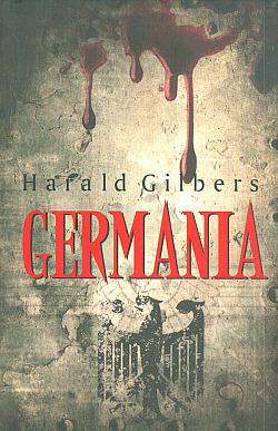 Germania obálka knihy