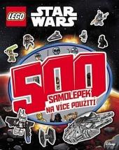 LEGO® Star Wars - 500 samolepek na více použití