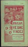 Praha ve dne v noci: líčení pražského života slovem i obrazem