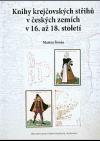 Knihy krejčovských střihů v českých zemích v 16. až 18. století