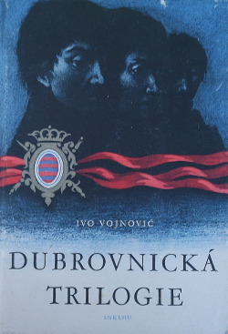 Dubrovnická trilogie obálka knihy