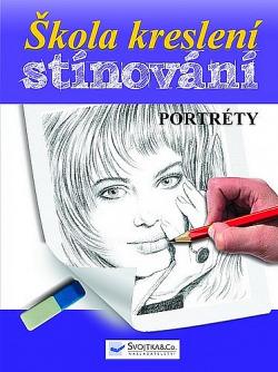 Škola kreslení - stínování - portréty