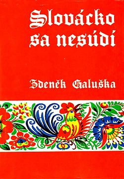 Slovácko sa nesúdí obálka knihy