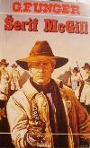 Šerif McGill obálka knihy