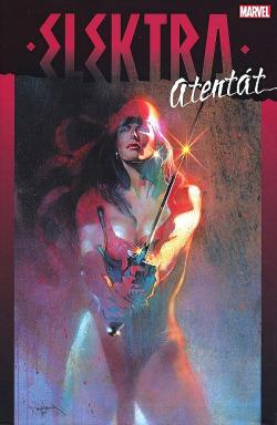 Elektra: Atentát obálka knihy