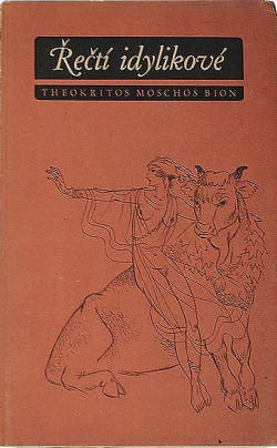 Řečtí idylikové obálka knihy