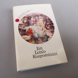 Rozpomínání obálka knihy