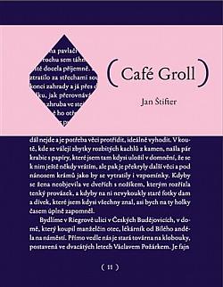 Café Groll obálka knihy