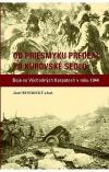 Od priesmyku Predeal po Kurovské sedlo: Boje vo Východných Karpatoch v roku 1944