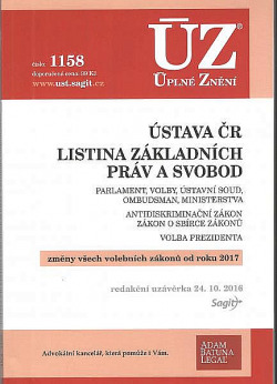 ÚZ 1158 Ústava ČR, Listina základních práv a svobod