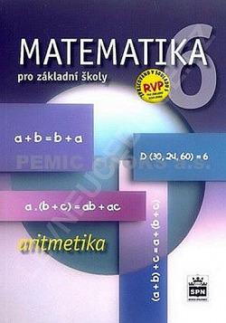 Matematika 6, pro základní školy - aritmetika