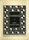 Ornamentika obálka knihy