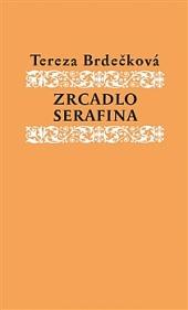 Zrcadlo Serafina obálka knihy