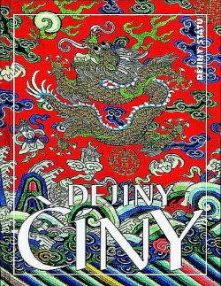 Dějiny Číny obálka knihy