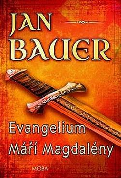 Evangelium Máří Magdalény obálka knihy
