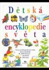 Dětská encyklopedie světa obálka knihy