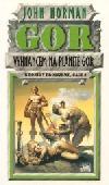 Vyhnancem na planetě Gor obálka knihy