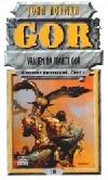Vrahem na planetě Gor II obálka knihy