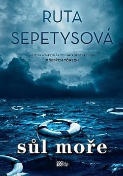 Sůl moře obálka knihy