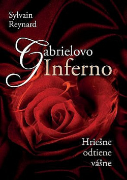 Gabrielovo inferno obálka knihy