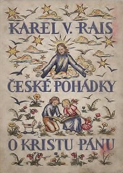 České pohádky o Kristu Pánu obálka knihy