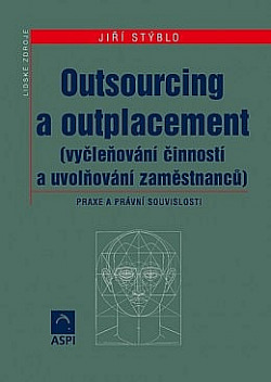 Outsourcing a outplacement obálka knihy