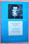 Josef Slavík obálka knihy
