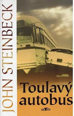 Toulavý autobus obálka knihy