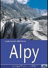 Alpy - turistický průvodce obálka knihy