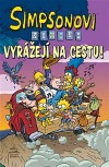 Simpsonovi vyrážejí na cestu