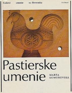 Pastierske umenie obálka knihy