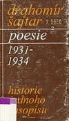Poesie 1931-1934: historie jednoho časopisu