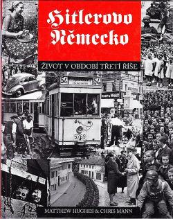 Hitlerovo Německo obálka knihy