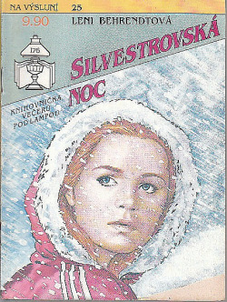 Silvestrovská noc obálka knihy