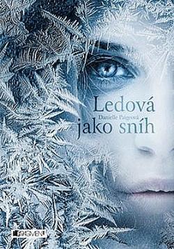 Ledová jako sníh obálka knihy