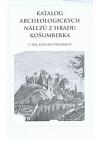 Katalog archeologických nálezů z hradu Košumberka. 1. díl, Kovové předměty