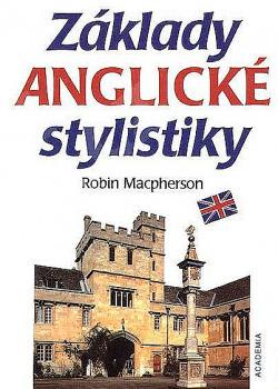 Základy anglické stylistiky obálka knihy