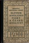 Slovník anglicko-český s připojenou výslovností všech slov