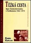 Těžká cesta. Spor Československa s Vatikánem 1963-1973.