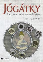 Jógátky obálka knihy