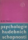 Psychologie hudebních schopností