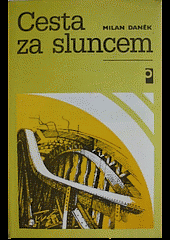 Cesta za sluncem obálka knihy